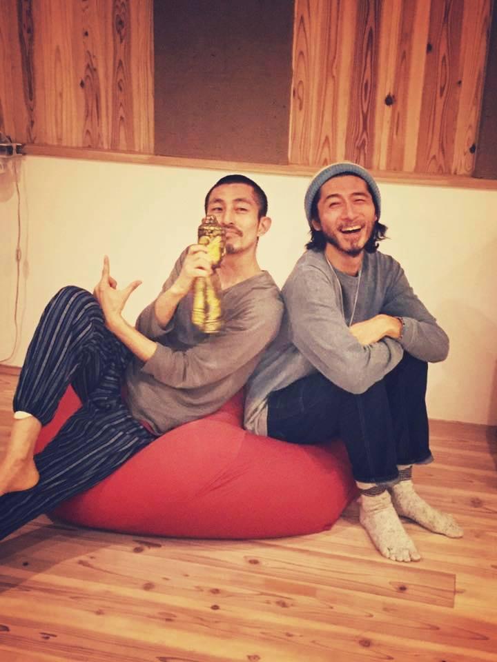 4/30火祝、しあわせについて、豊かさについて、話をしようvol.2 with 堀田義樹&ぬん